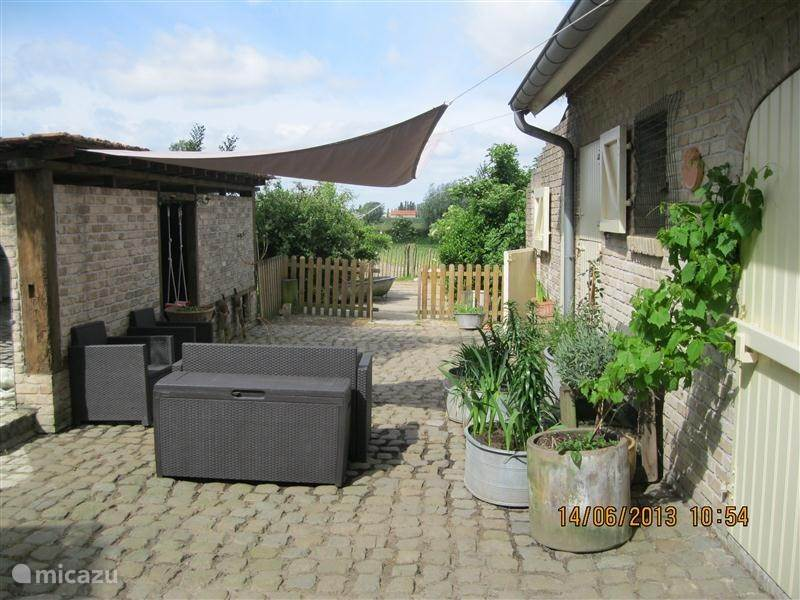 Vacation rental Belgium, Flanders, Heuvelland-Dranouter Holiday house Black Windmill