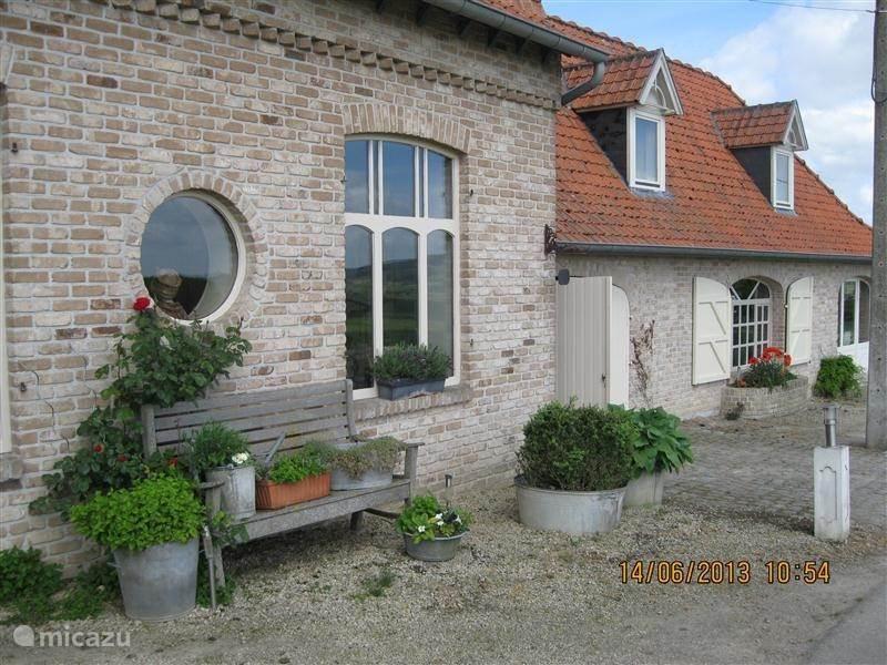 Vakantiehuis België, Vlaanderen, Heuvelland-Dranouter - vakantiehuis Zwarte Molen
