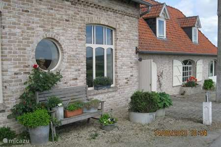 Vacation rental Belgium, West Flanders, Dranouter-Heuvelland holiday house Black Windmill
