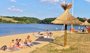 het meer van Sidialles