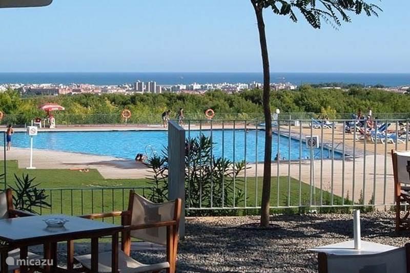 Vakantiehuis Spanje, Costa Dorada, Vilanova I La Geltru Stacaravan La Dorada Home Premium