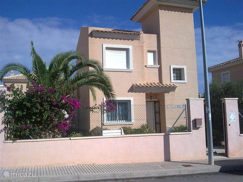 Vakantiehuis Spanje, Costa Blanca, Torrevieja chalet Casa Marijke