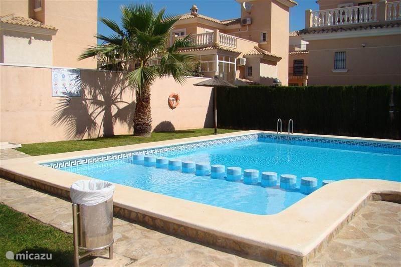 Vakantiehuis Spanje, Costa Blanca, Torrevieja Villa Villa Casa Marijke