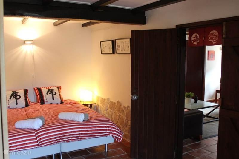 Vakantiehuis Portugal, Costa de Prata, Carvalhal Benfeito Gîte / Cottage Quinta Japonesa - Casa Antiga