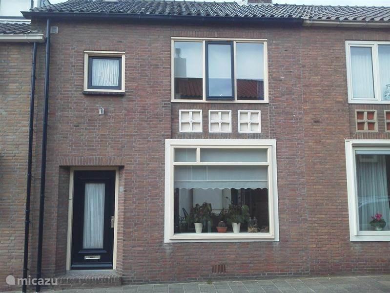 Vakantiehuis Nederland, Zuid-Holland, Katwijk vakantiehuis Huis Emmastraat