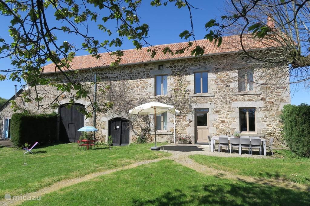 Vakantiehuis Frankrijk, Limousin, Villetelle Boerderij Villa Villetelle