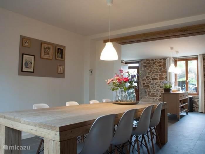 Vacation rental France, Limousin, Villetelle Farmhouse Villa Villetelle