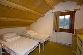 slaapkamer op de verdieping