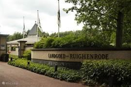 aankomst op Landgoed Ruighenrode
