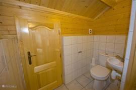 apart toilet op verdieping
