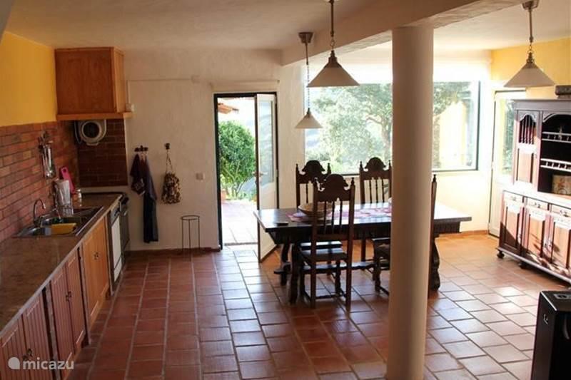 Vakantiehuis Portugal, Costa de Prata, Carvalhal Benfeito Villa Quinta Japonesa - Casa Tavares
