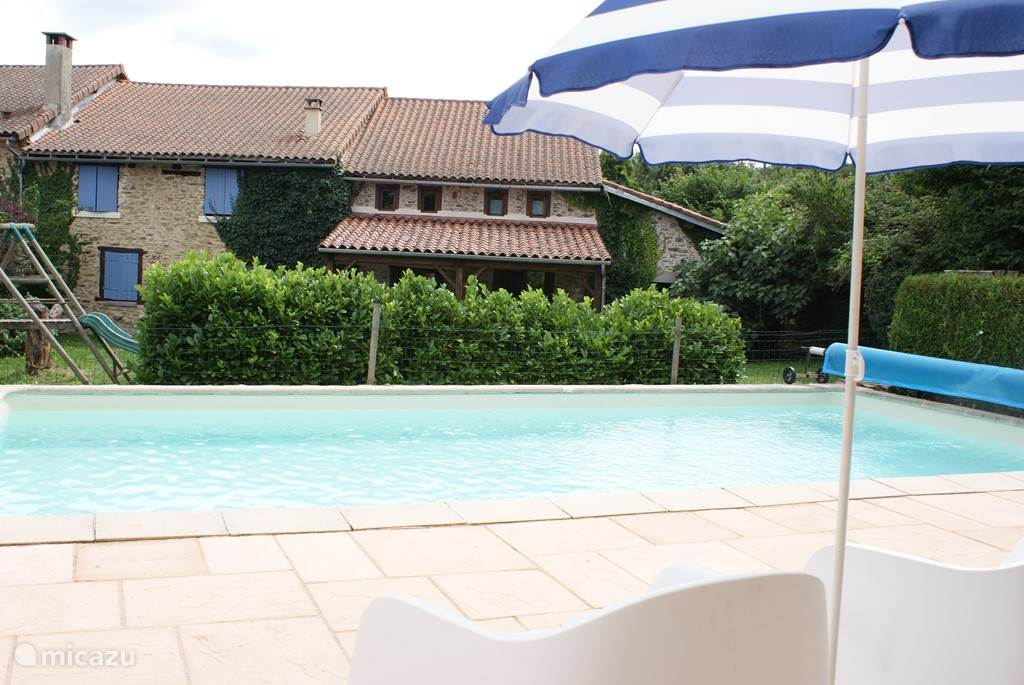 Superior Vacation Rental France, Limousin, Champsac Holiday House Domaine Horliday  ...