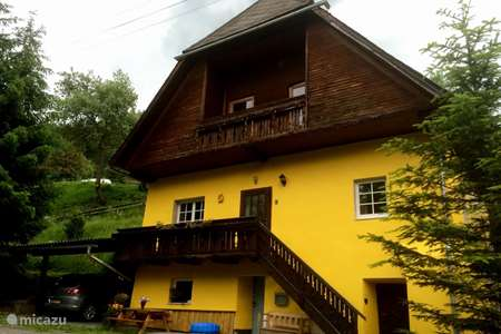 Vacation rental Austria – holiday house Haus Kreischi