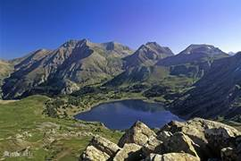 Lac d'Allos, Mercantour National Parc: