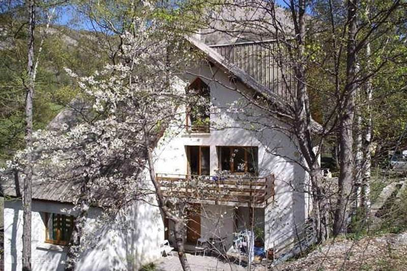 Vacation rental France, Alpes-de-Haute-Provence, Allos Apartment Les Bouleaux 4, 2 pers.
