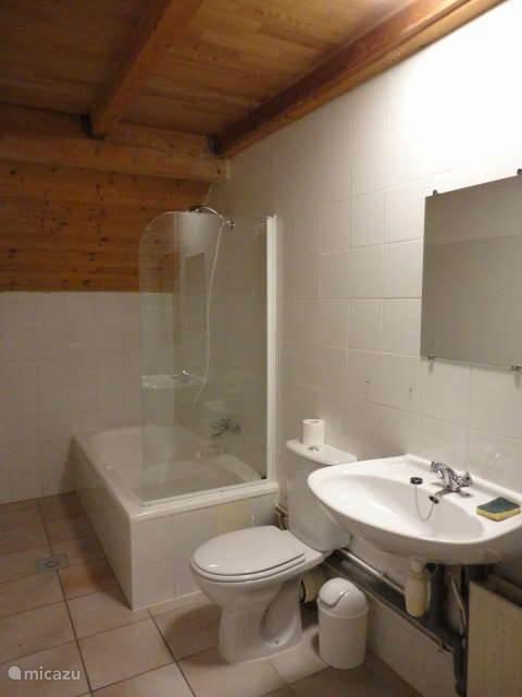 badkamer met 2de toilet
