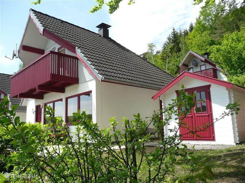 Vacation rental Germany, Hesse – holiday house Idylle