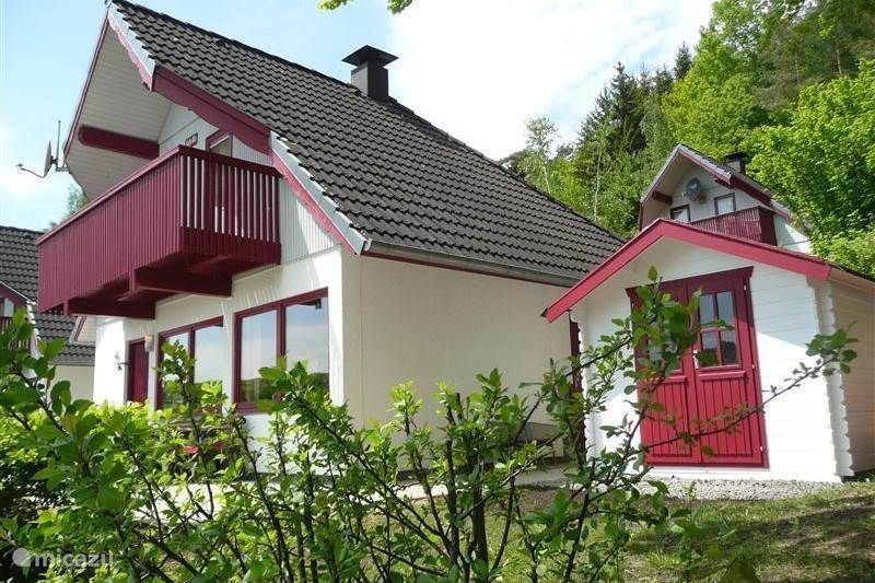 Vakantiehuis Duitsland, Hessen, Kirchheim Vakantiehuis Idylle