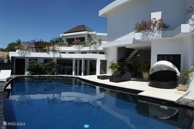 Vakantiehuis Indonesië, Bali, Nusa Dua Beach Villa Villa Shanta Kampial