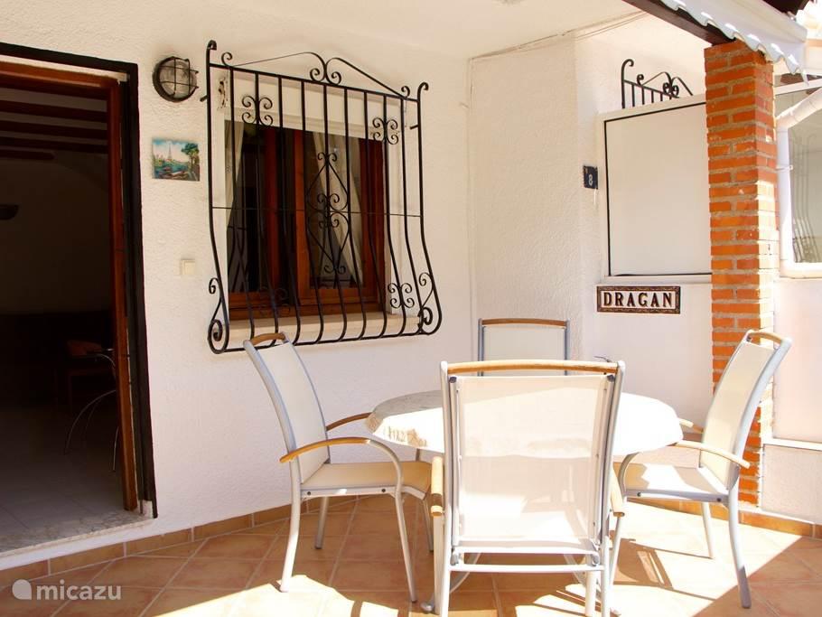 Vakantiehuis Spanje, Costa Blanca, Dénia Vakantiehuis Casita