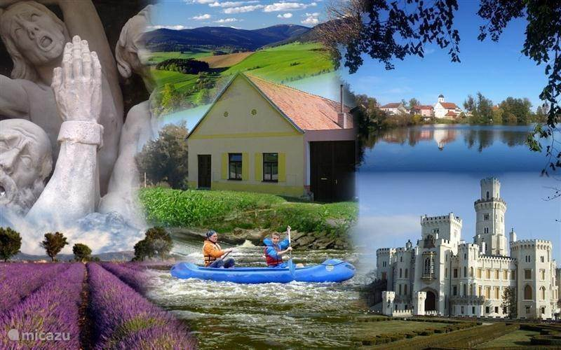 Vacation rental Czech Republic, Vysocina, Horni Cerekev Holiday house Villa-Happy