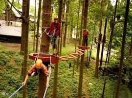 Kremesnik survivalpark. Super sportief willen zijn? dan is het survivalpark een unieke belevenis. 10km afstand van het huis. Voor meer info kunt u ons mailen.