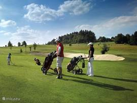 "Czech Republic is not for nothing called by 60 international golf journalists to ""Undiscovered Golf Destination 2007. Just the beautiful landscapes and varied nature provide endless possibilities for practicing your favorite sport"