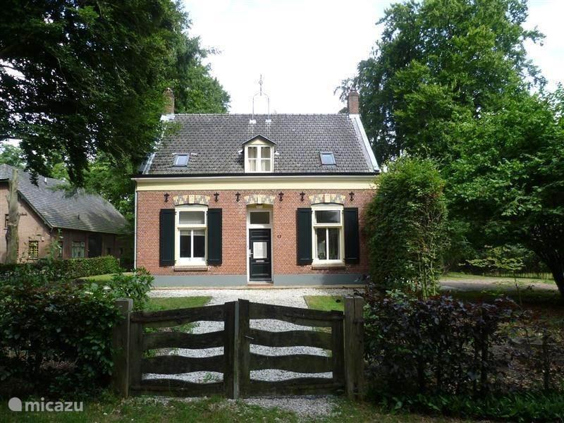 Vakantiehuis Nederland, Noord-Brabant, Dorst - vakantiehuis Boswachterswoning Surea
