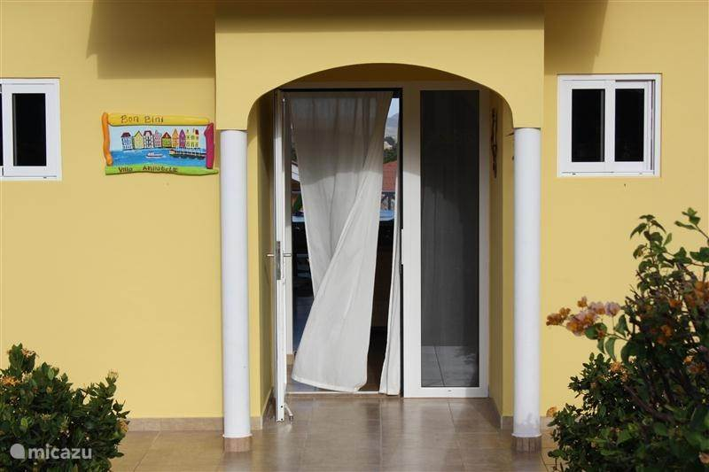Vacation rental Curaçao, Banda Abou (West), Fontein Villa Villa Annabelle