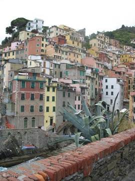 Very easy by train to Cinque Terre