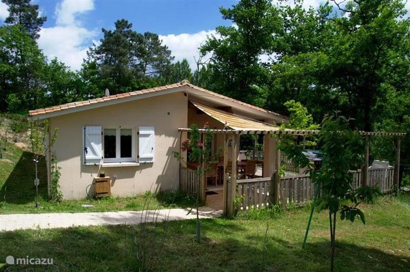 Vakantiehuis Frankrijk, Poitou-Charentes, Brossac Bungalow Domus Arietum