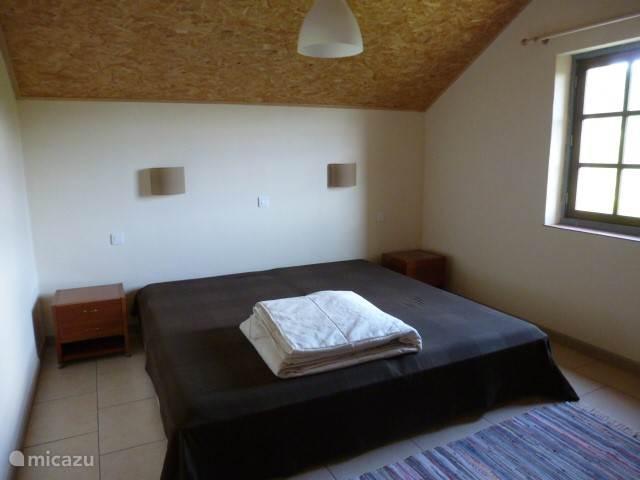 vierde slaapkamer boven