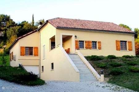 Vakantiehuis Frankrijk, Lot, Castelnau-Montratier - vakantiehuis Vakantiehuis 'De Ruif'
