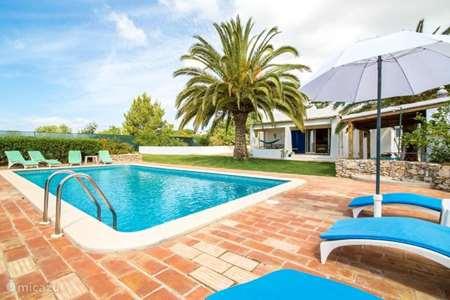Vakantiehuis Portugal, Algarve, Carvoeiro – villa Villa Carvoeiro Campomar