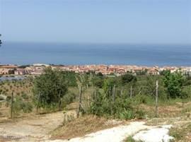 Het Schitterende Uitzicht over Finale di Pollina