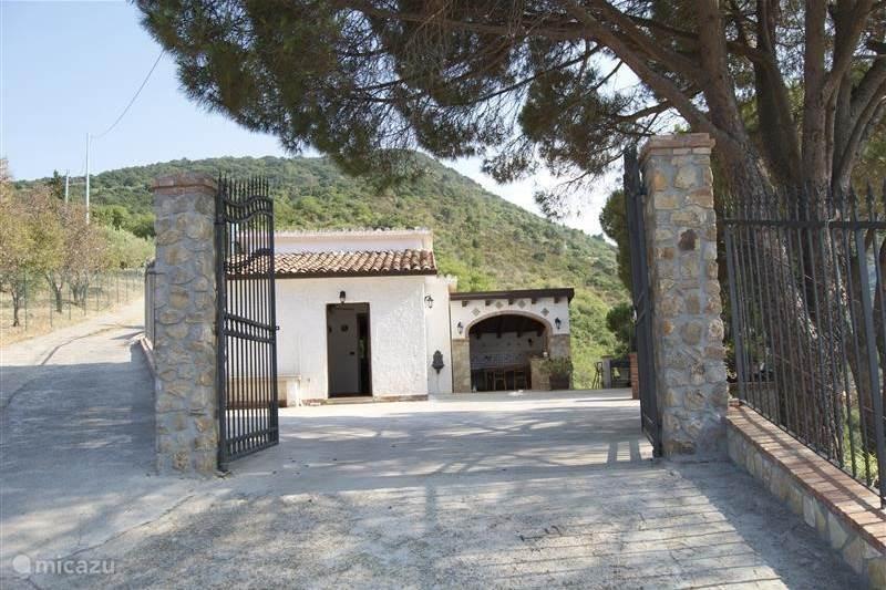 Vakantiehuis Italië, Sicilië, Finale Di Pollina Villa Villa Bianca