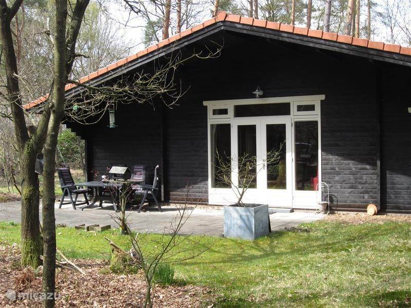 Vakantiehuis Nederland, Gelderland, Emst (Epe) Vakantiehuis Bosuil