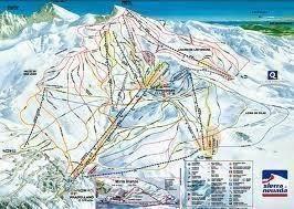 Skigebied Sierra Nevada ligt op nog geen 2 uur rijden van de Casita. Dat geeft de mogelijkheid om een hele dag te skiën of te snowboarden van begin December tot in April. De volgende dag lekker op een ligstoel  in de zon op ons landgoed.