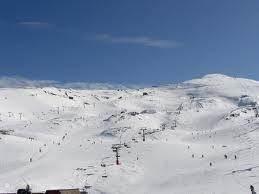De Sierra Nevada. Het meest zuidelijk gelegen skigebied van Europa.