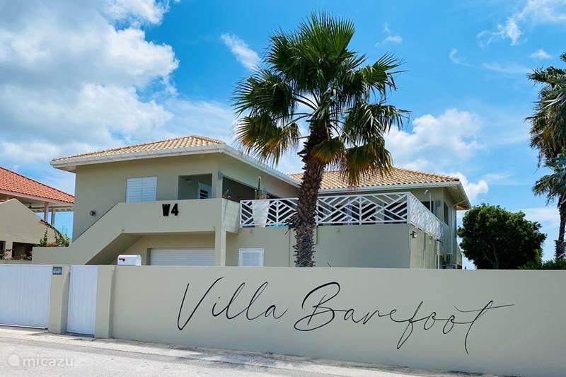 Vacation rental Curaçao, Banda Ariba (East), Vista Royal Holiday house Apartment Barefoot + private pool