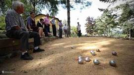 Petanque Square on match format