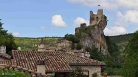 Penne, het kasteel
