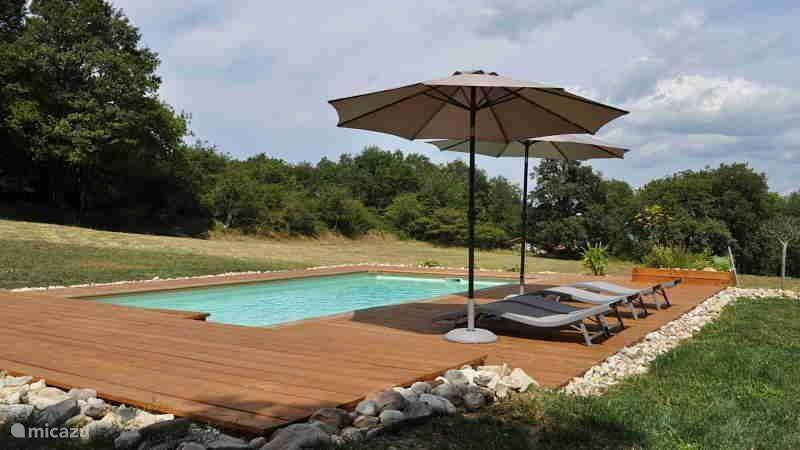 Vacation rental France, Midi-Pyrenees, Penne  Gîte / Cottage La Bouygue a child friendly gite