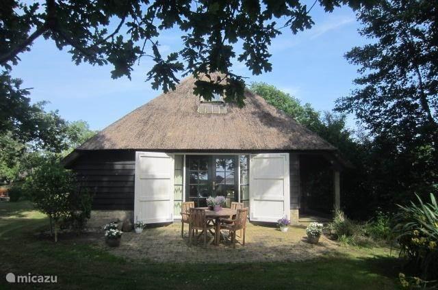 Vakantiehuis Nederland, Overijssel, Giethoorn Boerderij Dwarsgracht 39