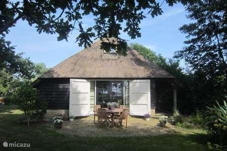 Vakantiehuis Nederland, Overijssel, Giethoorn - boerderij Dwarsgracht 39