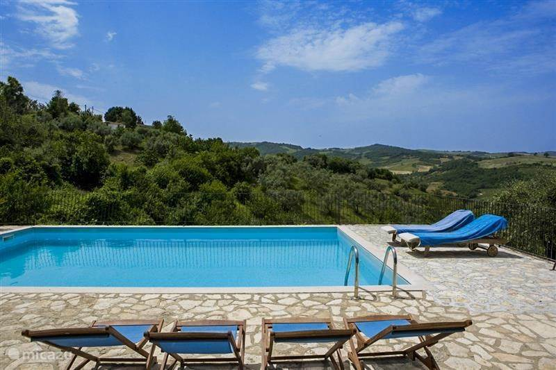 Vacation rental Italy, Molise – holiday house Casa Cristina