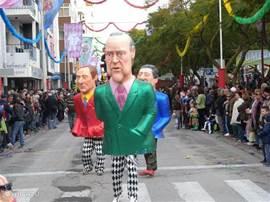 Loulé carnaval. Altijd wat te beleven