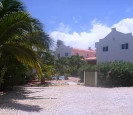 De Villa`s, momenteel alleen links verhuurd als vakantie woning