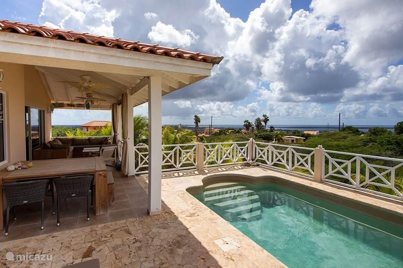 Ferienwohnung Bonaire, Bonaire, Santa Barbara Villa Casa di Bon Bientu