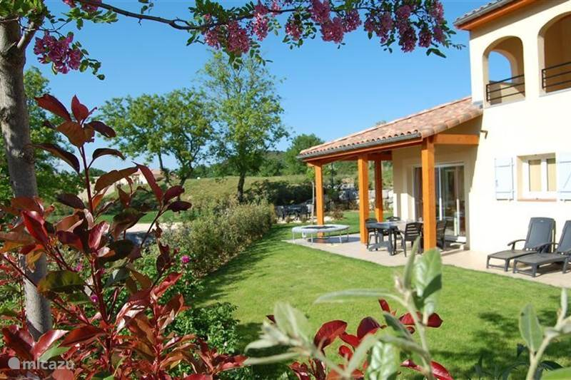 Vacation rental France, Ardèche, Vallon-Pont-d'Arc Villa Villa Vue de Montagne (22)